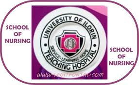 UITH Ilorin School of Nursing Admission Form