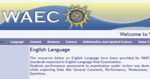WAEC English Questions and Answers 2021